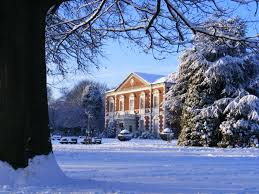 Lightwoods House Snowbound